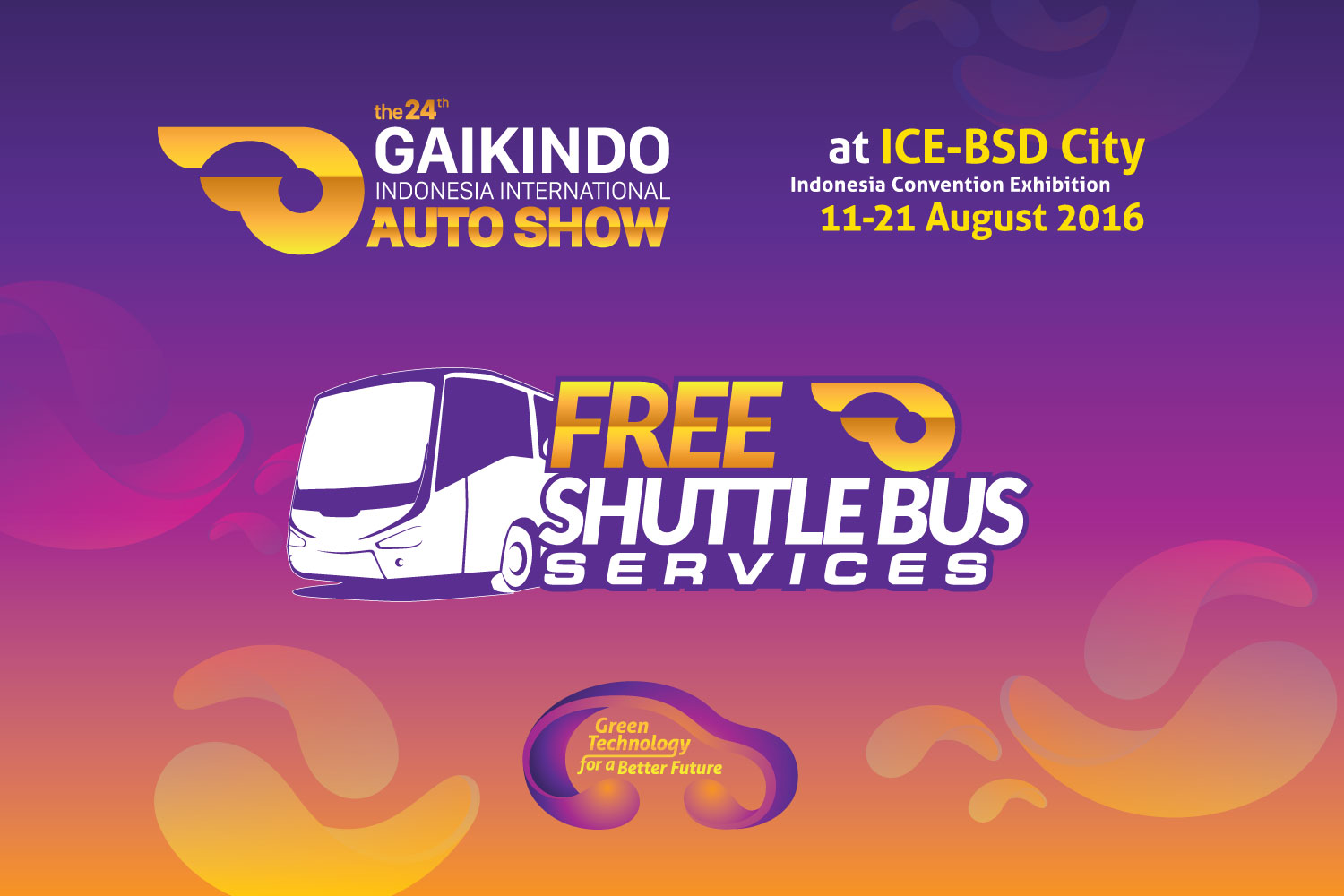 GIIAS ROUND TRIP SHUTTLE SERVICES