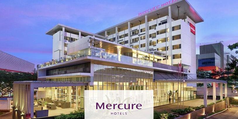 Mercure Hotel - GIIS2016