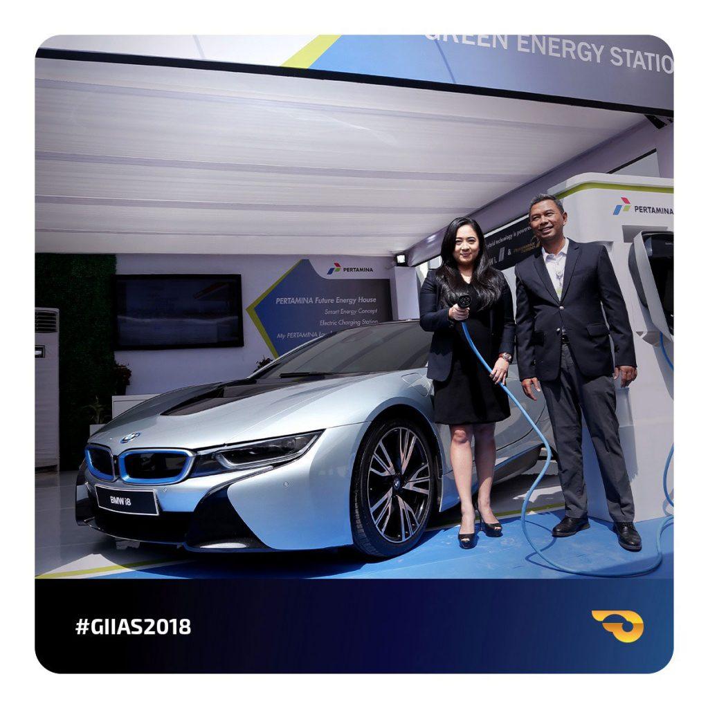 Giias 2019 Future In Motion Karpet Pp Rug 100x150 Subsidi Ongkir Ajak Pengunjung Rasakan Mobil Dan Motor Baru Melalui Test Drive Ride