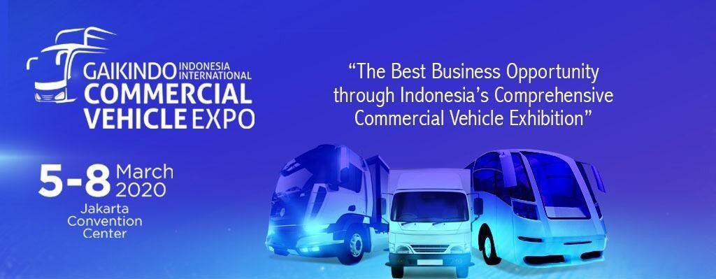 GIICOMVEC akan berlangsung pada pada 5 – 8 Maret 2020, mengambil tempat diarea paling strategis, di Jakarta Convention Center (JCC).