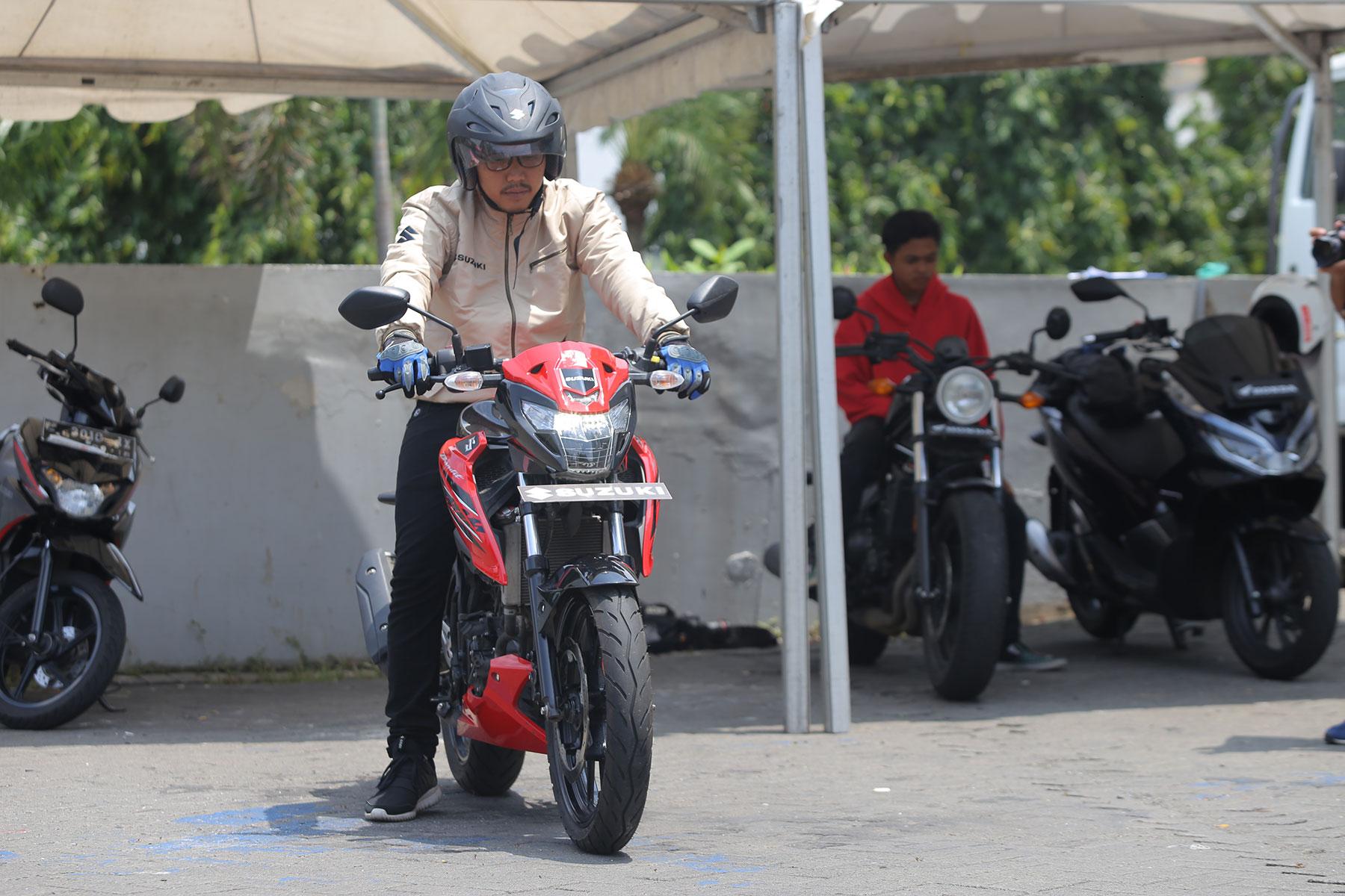 Di GIIAS Surabaya 2020 Bisa Jajal Motor Terbaru