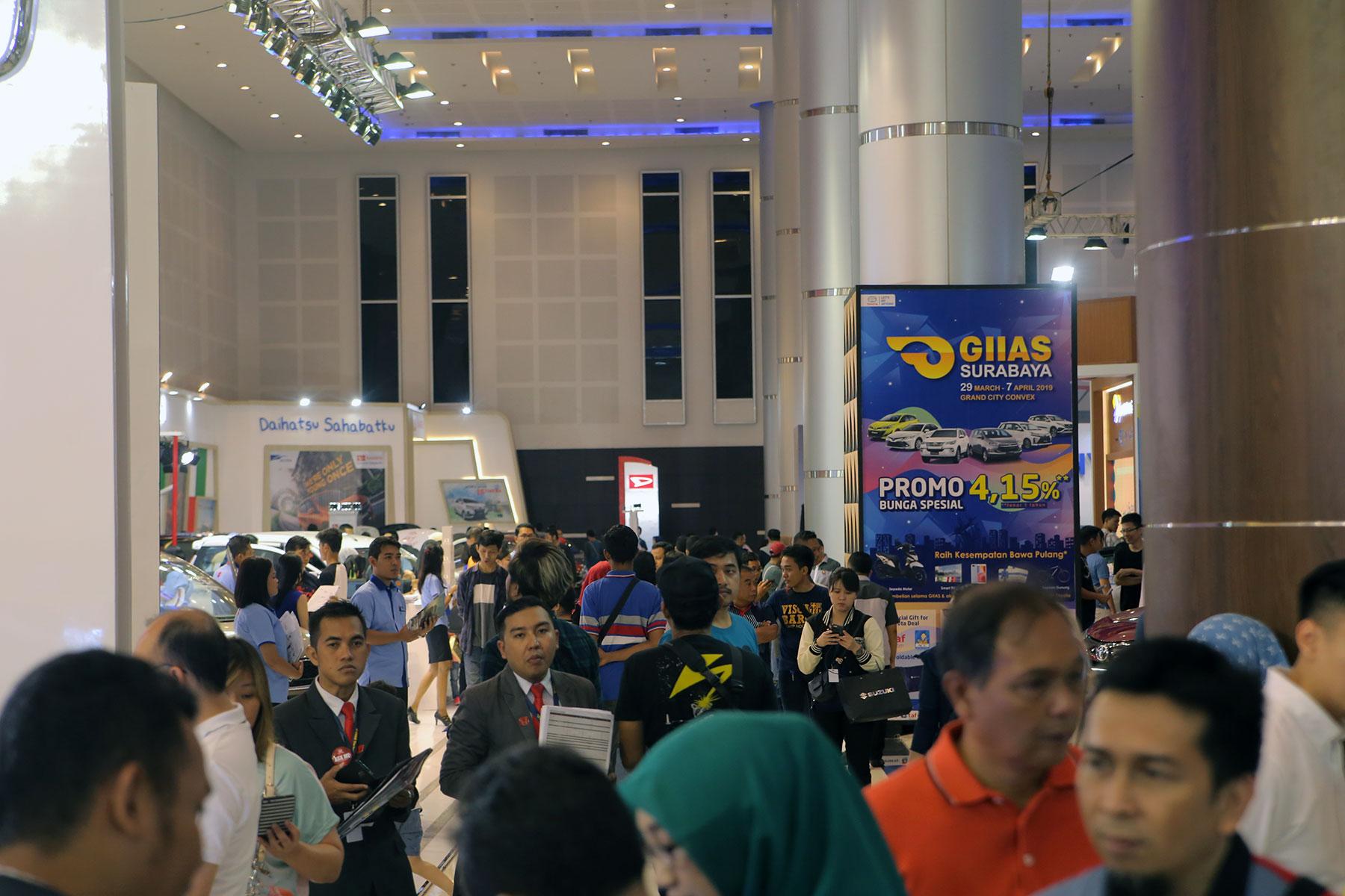 GIIAS Surabaya Sebentar Lagi, Catat Harga Tiketnya