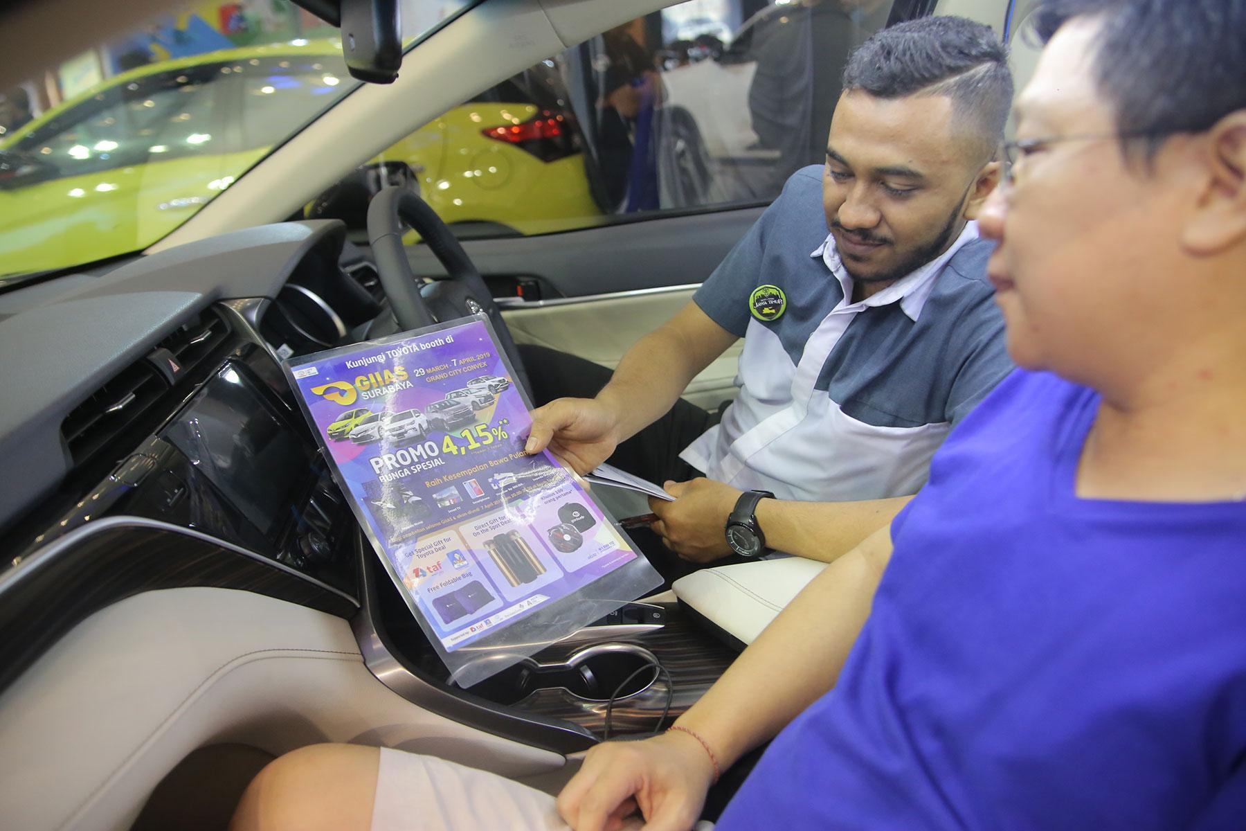 Mau Beli Mobil dan Motor di GIIAS Surabaya 2020, Manfaatkan Kesempatan Ini