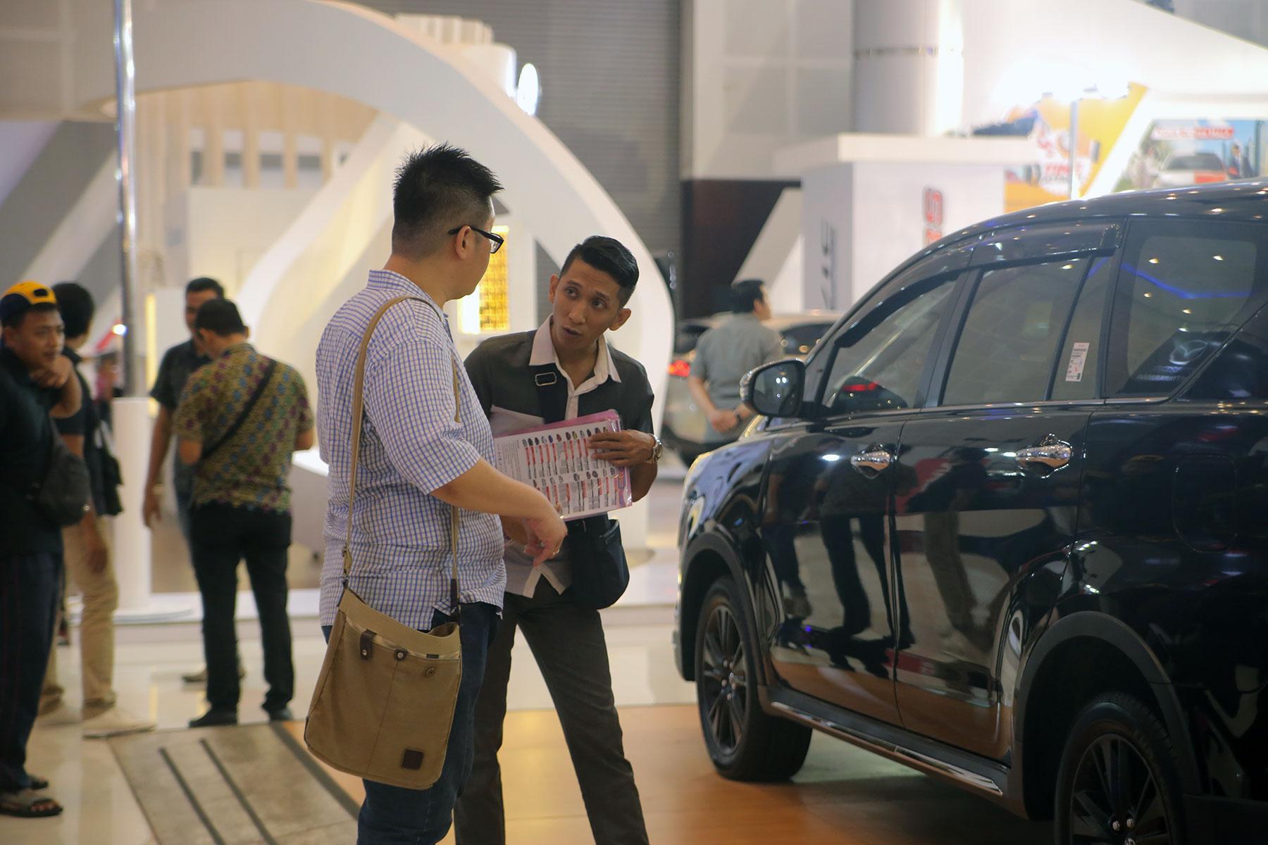 Tips Beli Mobil Baru di GIIAS Surabaya 2020