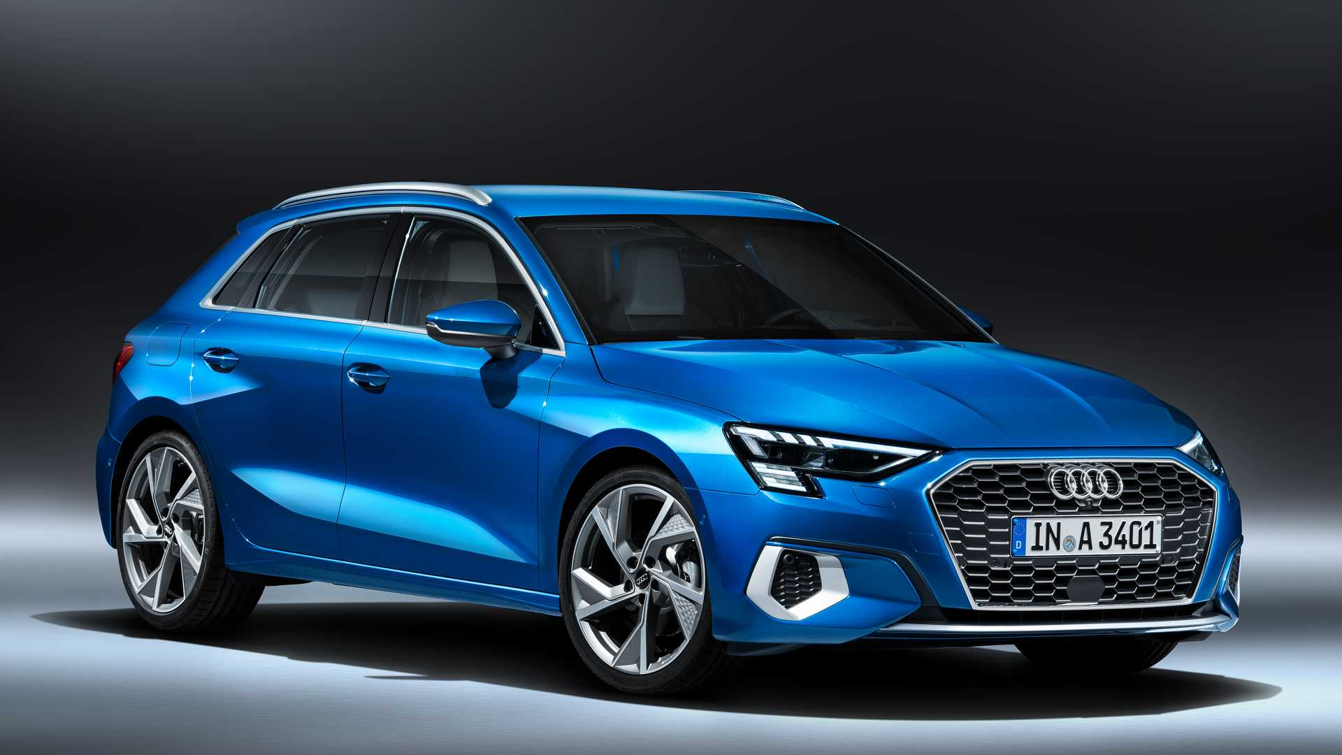 Audi A3 Sportback Terbaru Semakin Modern dengan Jok Limbah Botol Plastik