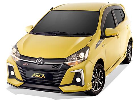 Daihatsu Ayla Facelift Tampil Lebih Sporty, Kemampuan Lebih Canggih