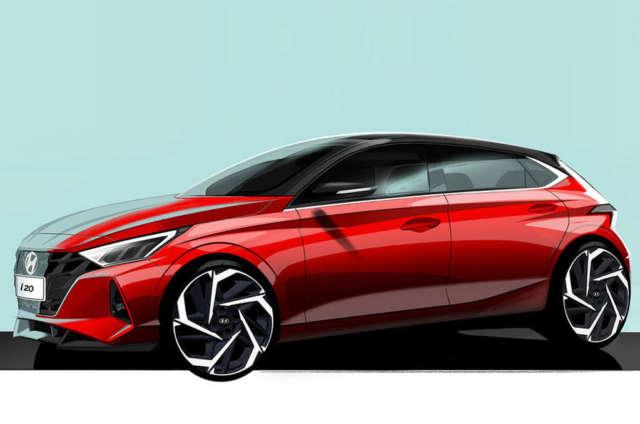 Mengintip Penampilan dan Fitur Baru Hyundai i20 2020