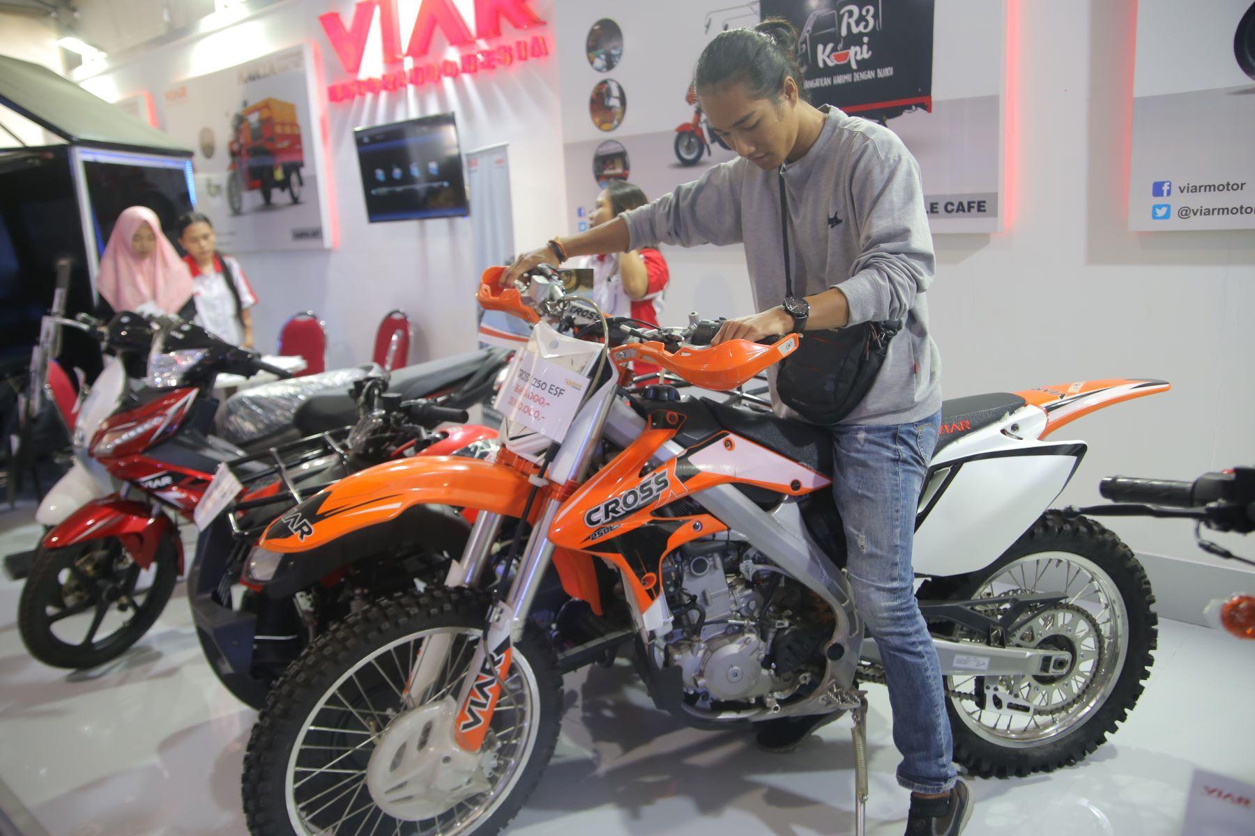 Yuk Beli Motor di GIIAS Surabaya! Bisa Coba Dulu dan Dapat Promo Terbaik
