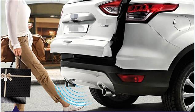 Buka Pintu Bagasi Mobil Bisa Tanpa Tangan Berkat Fitur Power Tailgate