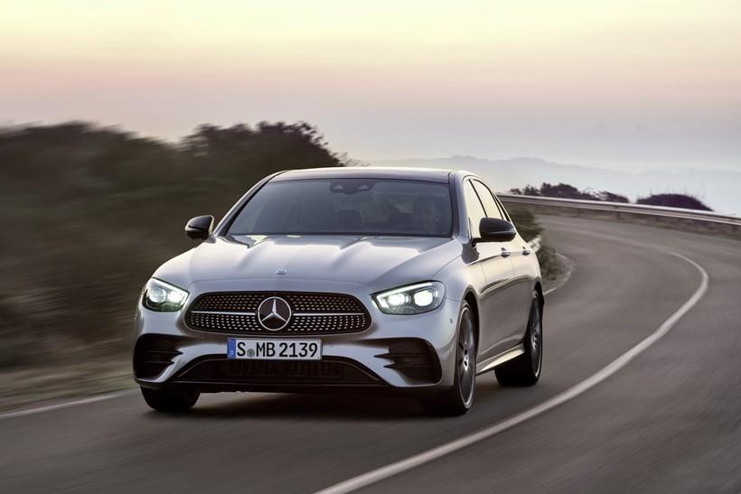 Lebih Aman, Mercedes-Benz E-Class 2021 Hadir dengan Fitur Kamera 360 Derajat
