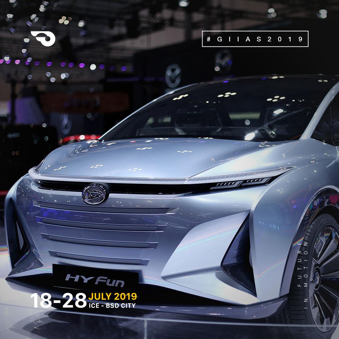 Daihatsu GIIAS 2020