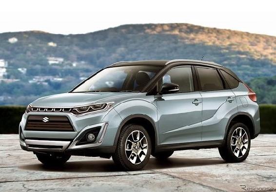 Digadang Akan Diperkenalkan Oktober, Ini Tampilan Suzuki Escudo Generasi Baru
