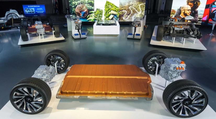Mobil Listrik Kolaborasi Honda Dan GM