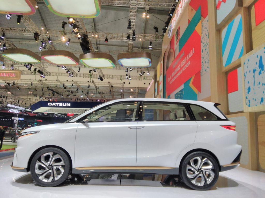 Daihatsu Siapkan Kombinasi SUV dan MPV