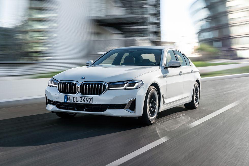 Segera Meluncur, BMW 5 Series Akan Tampil Semakin Canggih