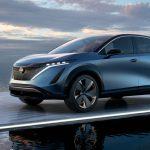 Nissan Ariya Crossover Listrik Melenggang di Jepang, Juli 2020