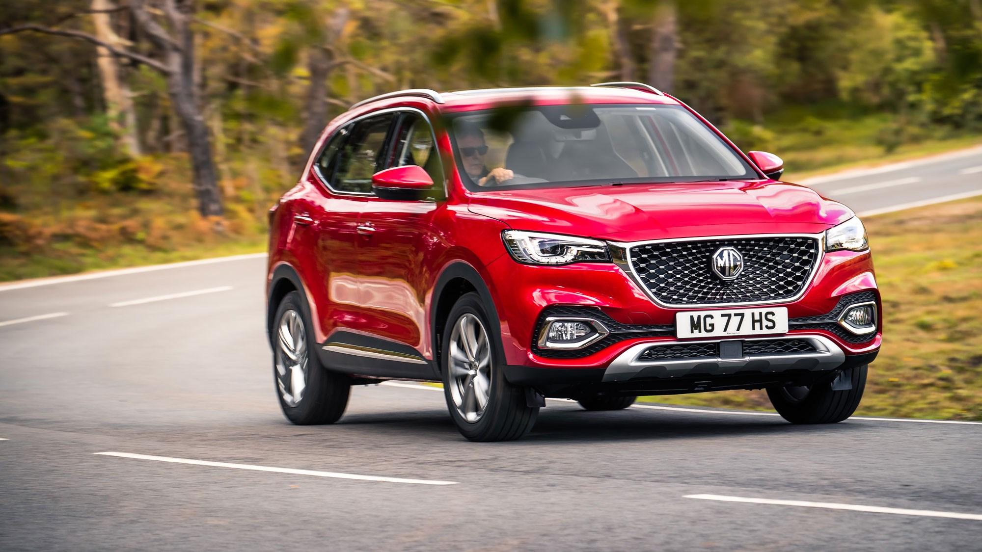 Tunggu, MG Motor Akan Hadirkan Model HS di Indonesia