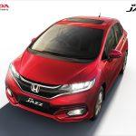Honda Jazz BS6 2020 Muncul dengan Fitur Serba Otomatis