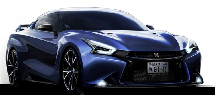 Mobil Hybrid Nissan GT-R Meluncur Tahun 2023