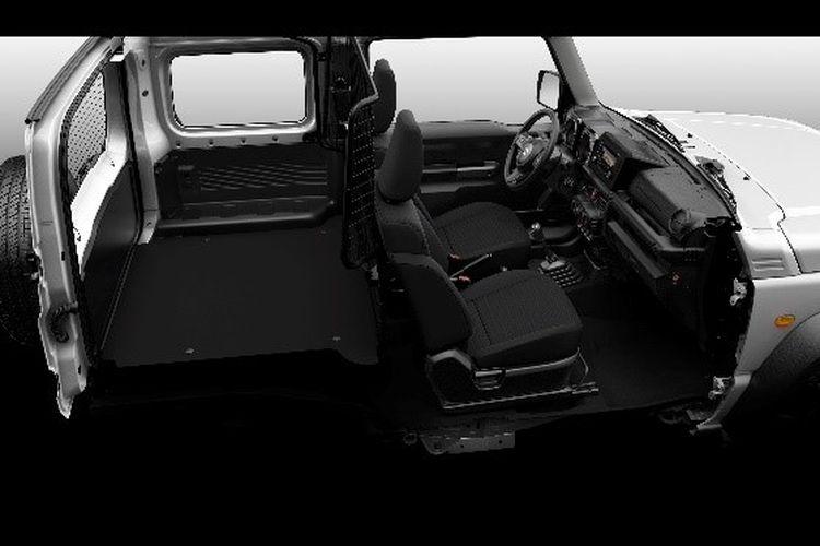 Suzuki Jimny 2-Seater Khusus Komersial Meluncur di Inggris