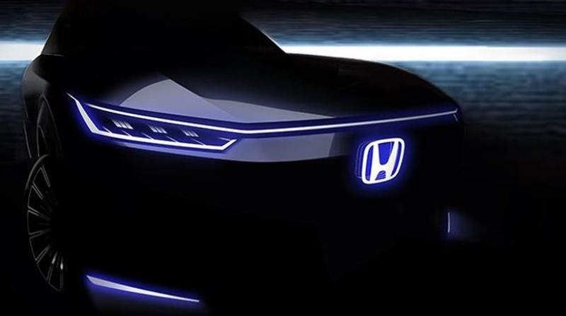 Honda Kenalkan CR-V PHEV Tahun 2020