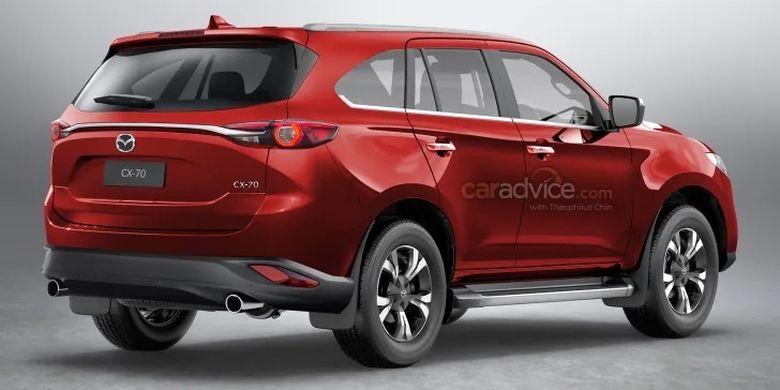 Mazda Digadang-Gadang akan Meluncurkan SUV Terbaru.