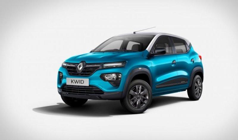Renault Kwid Neotech Varian Baru Renault