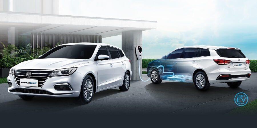 MG EP Mobil Full Listrik Resmi Meluncur Di Thailand, Indonesia Segera Menyusul