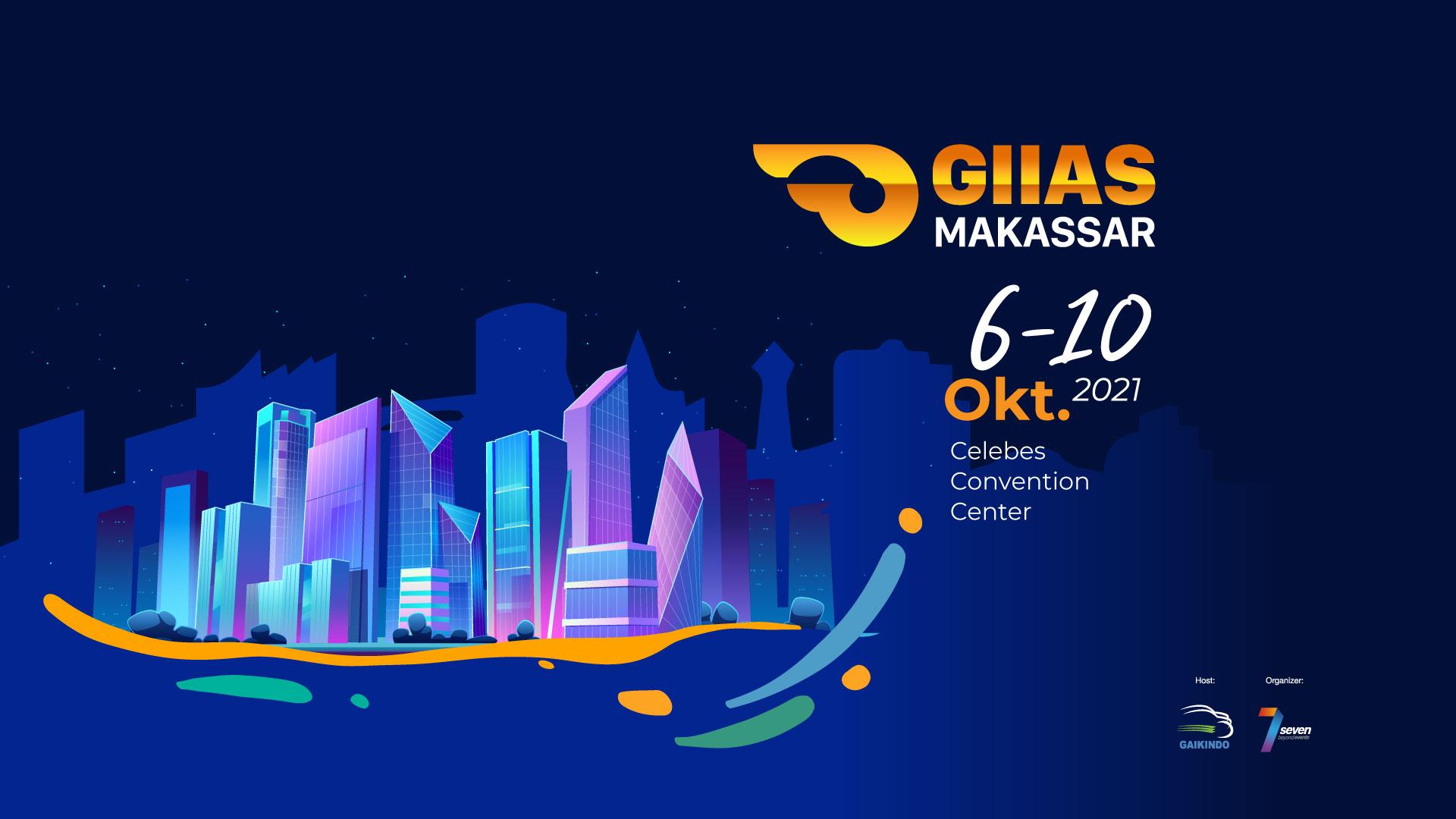 GIIAS Makassar 2021