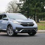 Honda Siapkan model CR-V Dalam Bentuk Mesin Hybrid