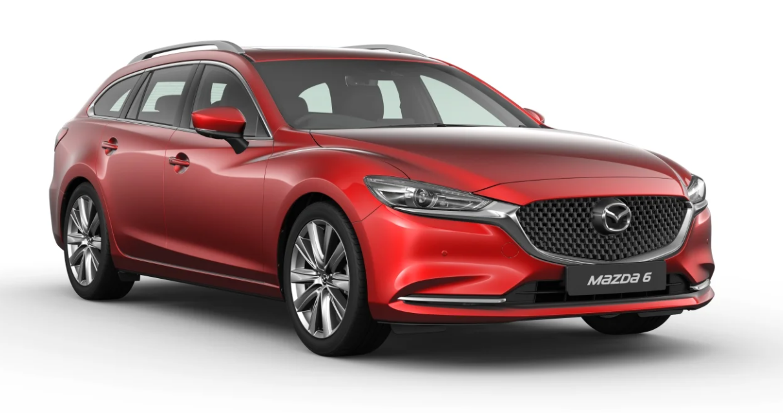 Mazda 6 Elite Sedan dan Estate Facelift di Indonesia, Ada Fitur Baru!