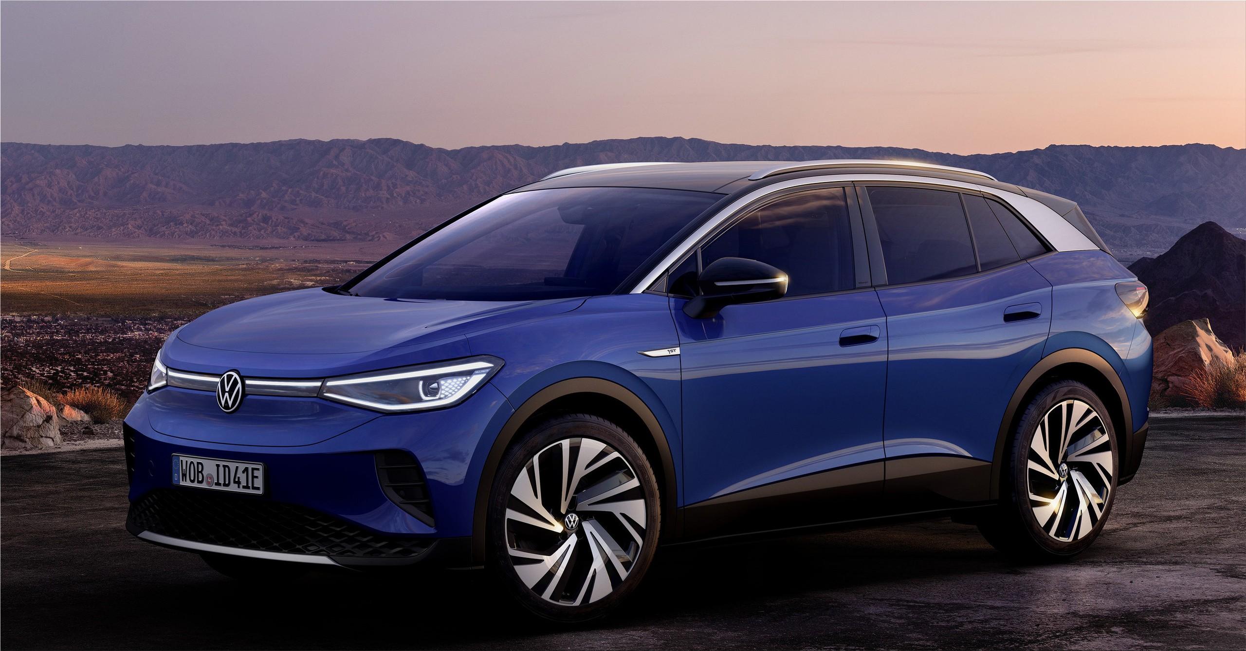 Volkswagen Siap Luncurkan Mobil Listrik di Tahun 2025
