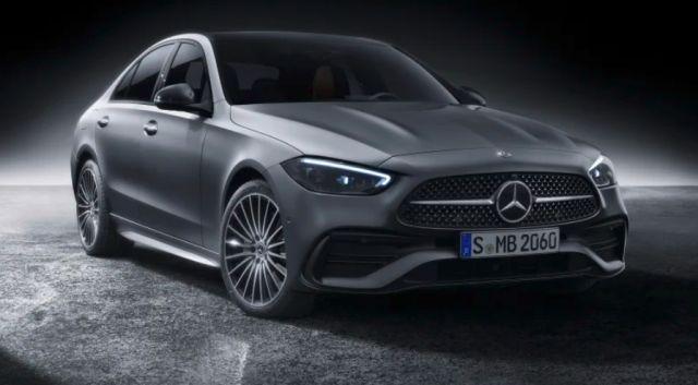 Mercedes-Benz C-Class Listik Terbaru Akan Meluncur Usai 2024