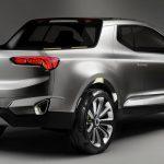 Hyundai Perkenalkan Santa Cruz, Model Pikap Double Cabin Pertamanya!