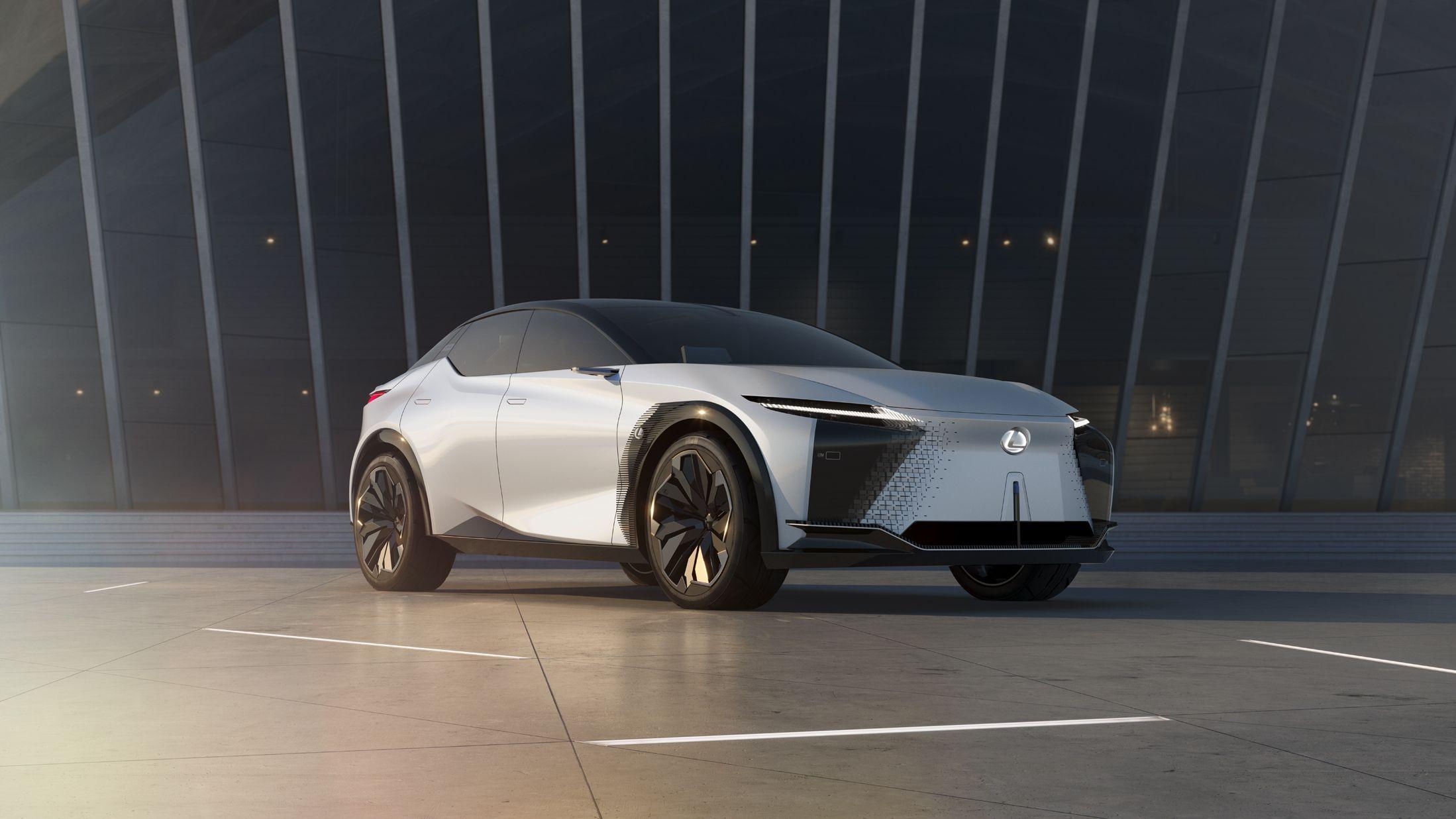 Lexus Perkenalkan Konsep EV Baru Dengan Nama LF-Z Electrified