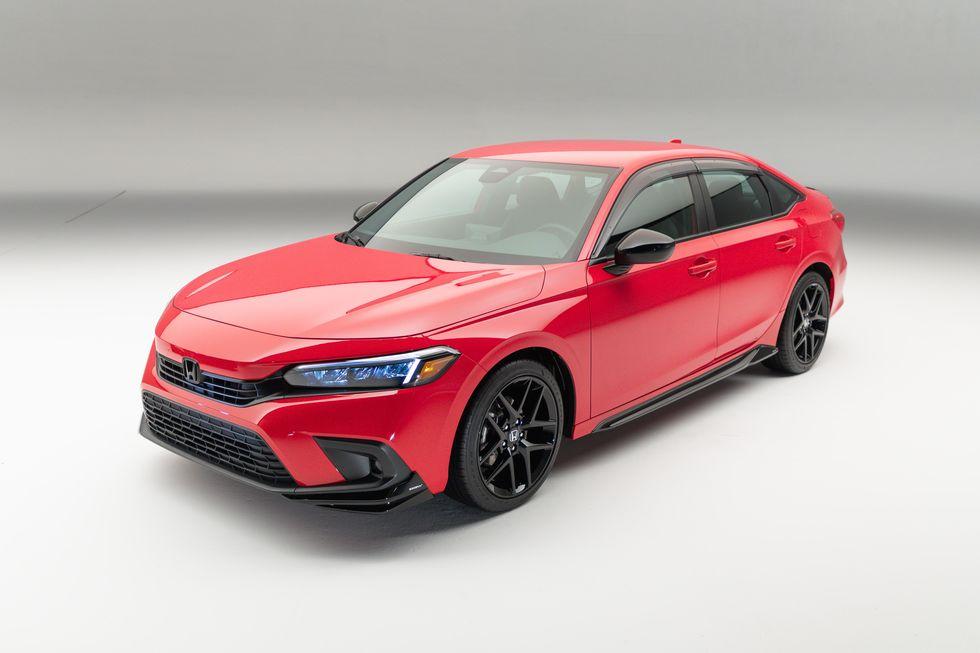 Generasi ke-11 All New Honda Civic Akan Segera Meluncur, Inilah Spesifikasinya!