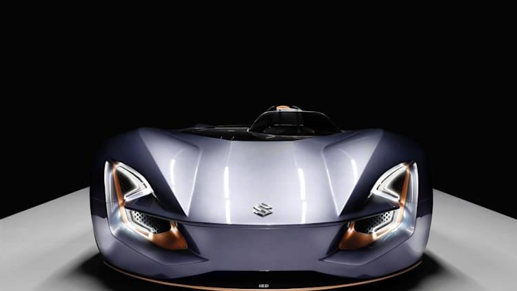 Suzuki Ciptakan Mobil Konsep Misano, Terinspirasi Dari Sepeda Motor