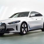 BMW i4 Resmi Debut Menjadi Mobil Sedan Bermesin Listrik Pertama Milik BMW