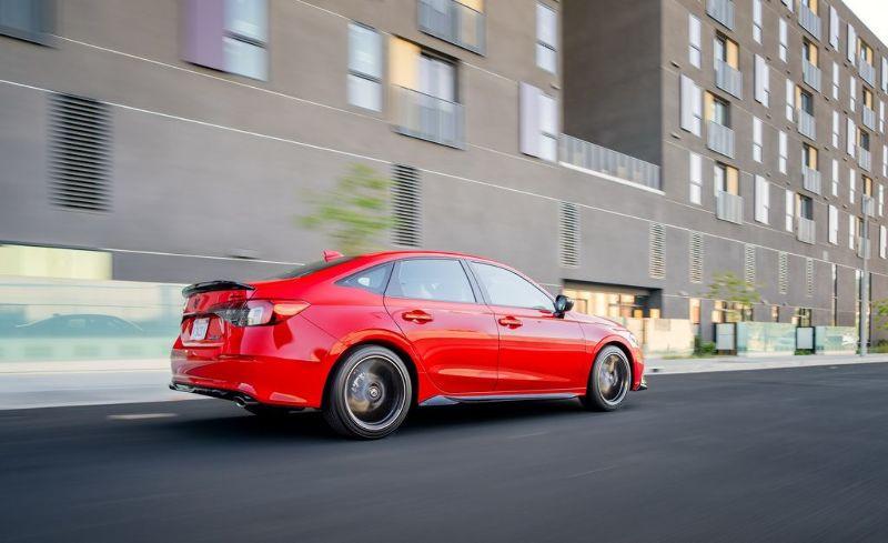 Honda Luncurkan Generasi terbaru Civic di Amerika Serikat