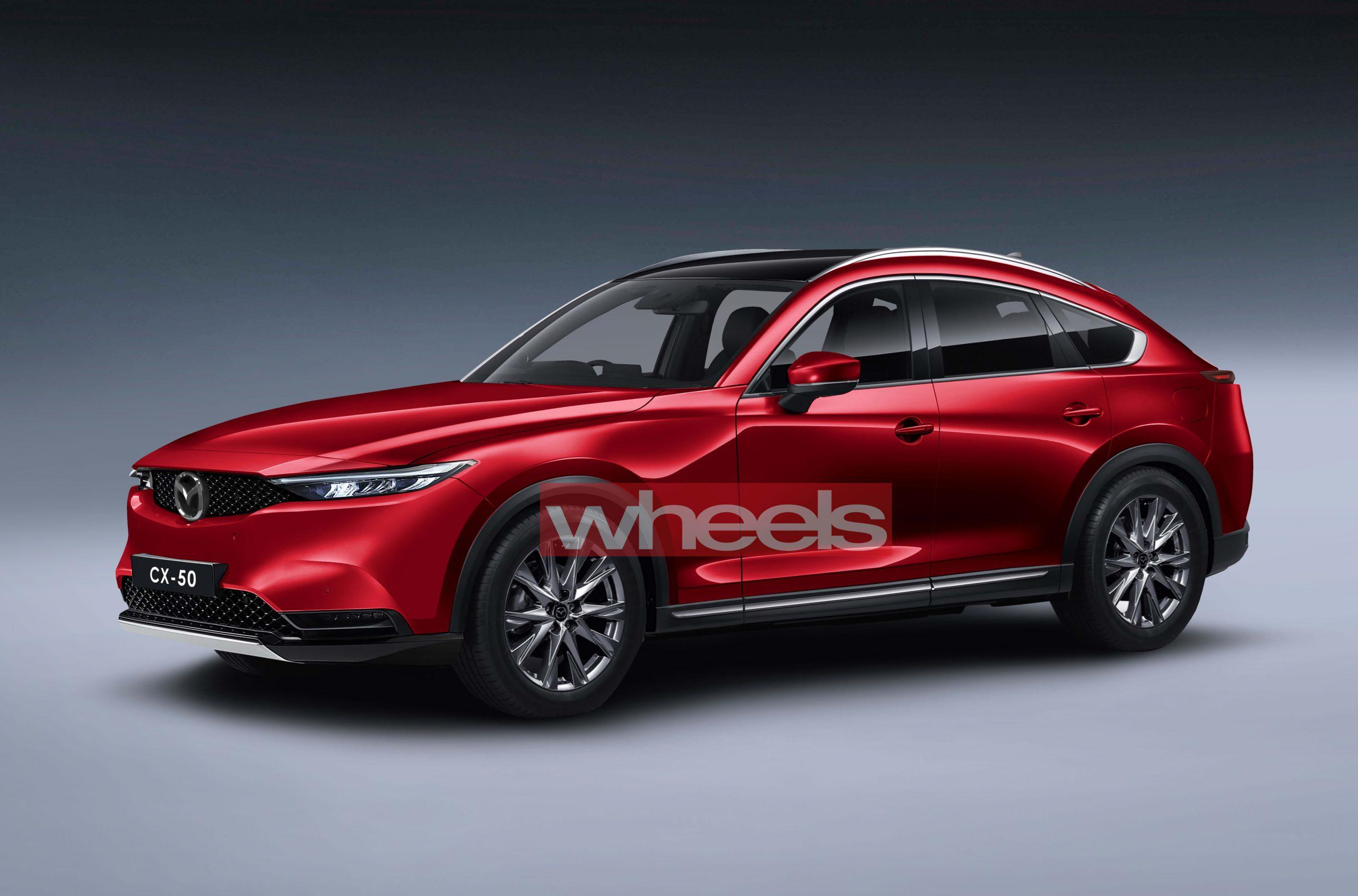 Mazda Akan Kembali Luncurkan SUV Mewah?