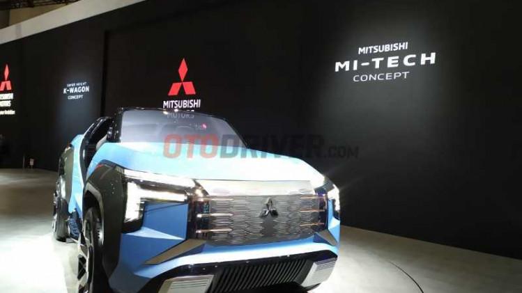Mitsubishi Akan Segera Luncurkan SUV Listrik? Ini Dia Bocorannya!