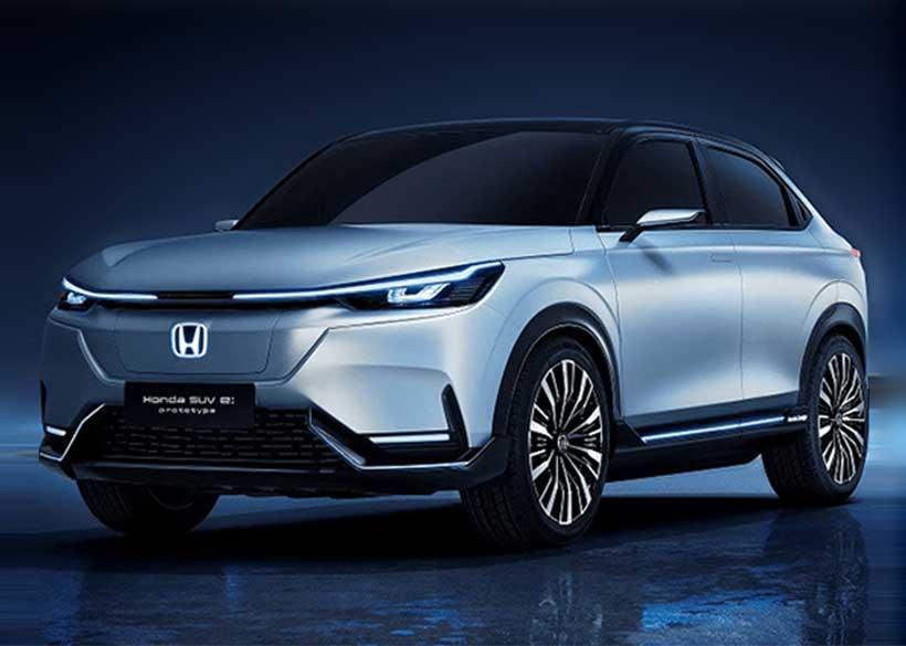Honda Mulai Siapkan Prologue, SUV Listrik Baru untuk Amerika Utara