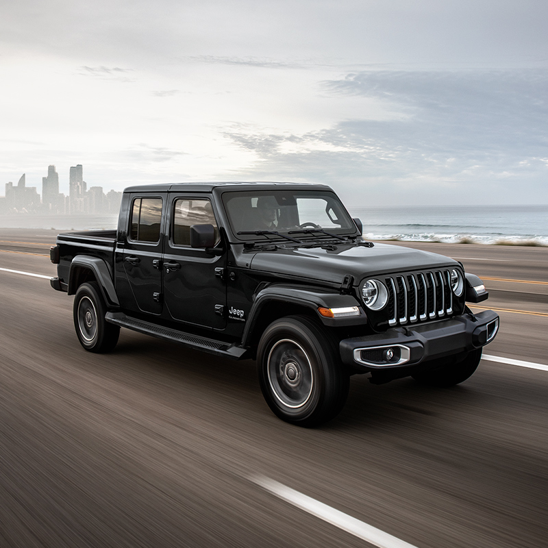 Jeep Akan Segera Hadirkan Gladiator dengan Mesin V8?