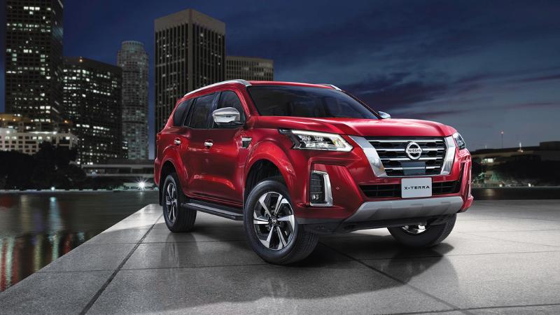 Nissan Terra Facelift akan Segera Hadir di Asia Tenggara!