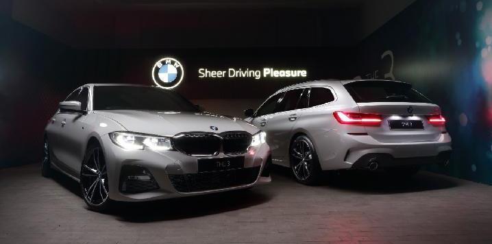 BMW Resmi Luncurkan Seri-3 Terbaru, 330i M Sport sedan dan 320i M Sport Touring