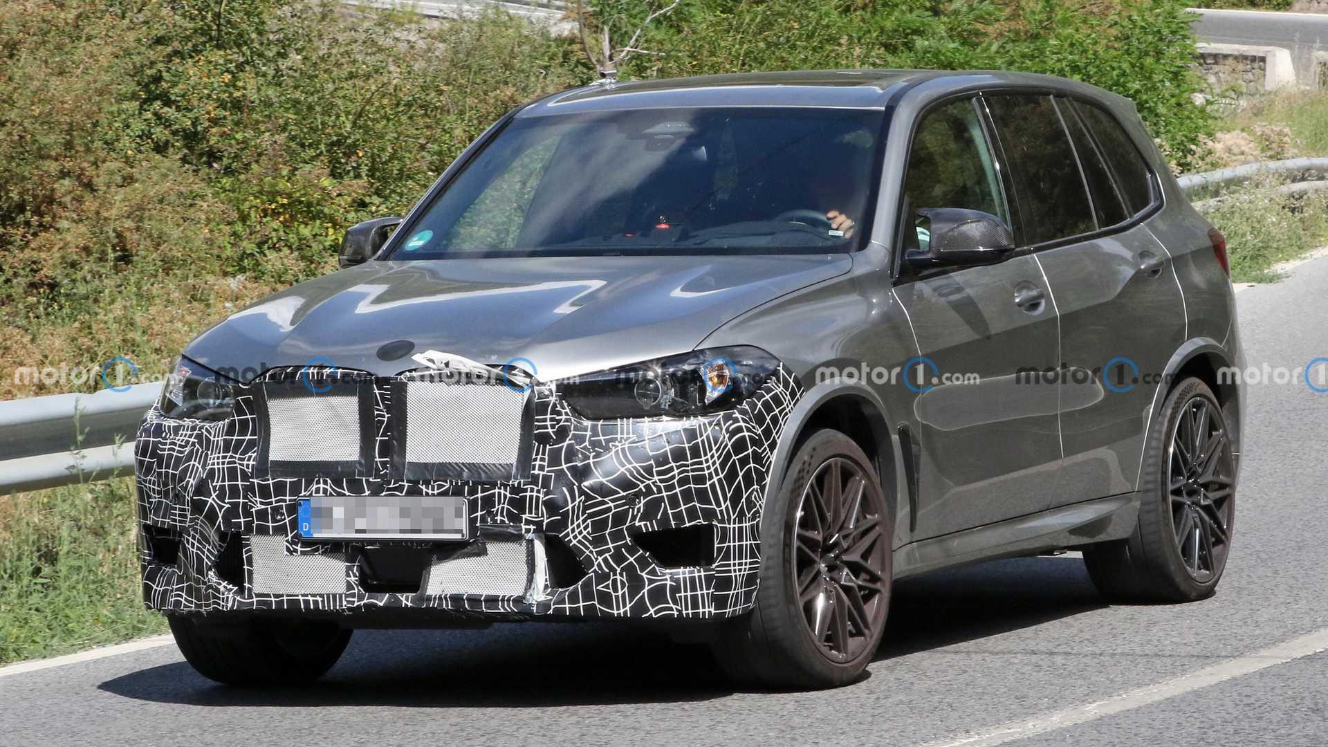 Beredar Spy Shot, BMW Akan Segera Luncurkan Versi Facelift Seri X5?