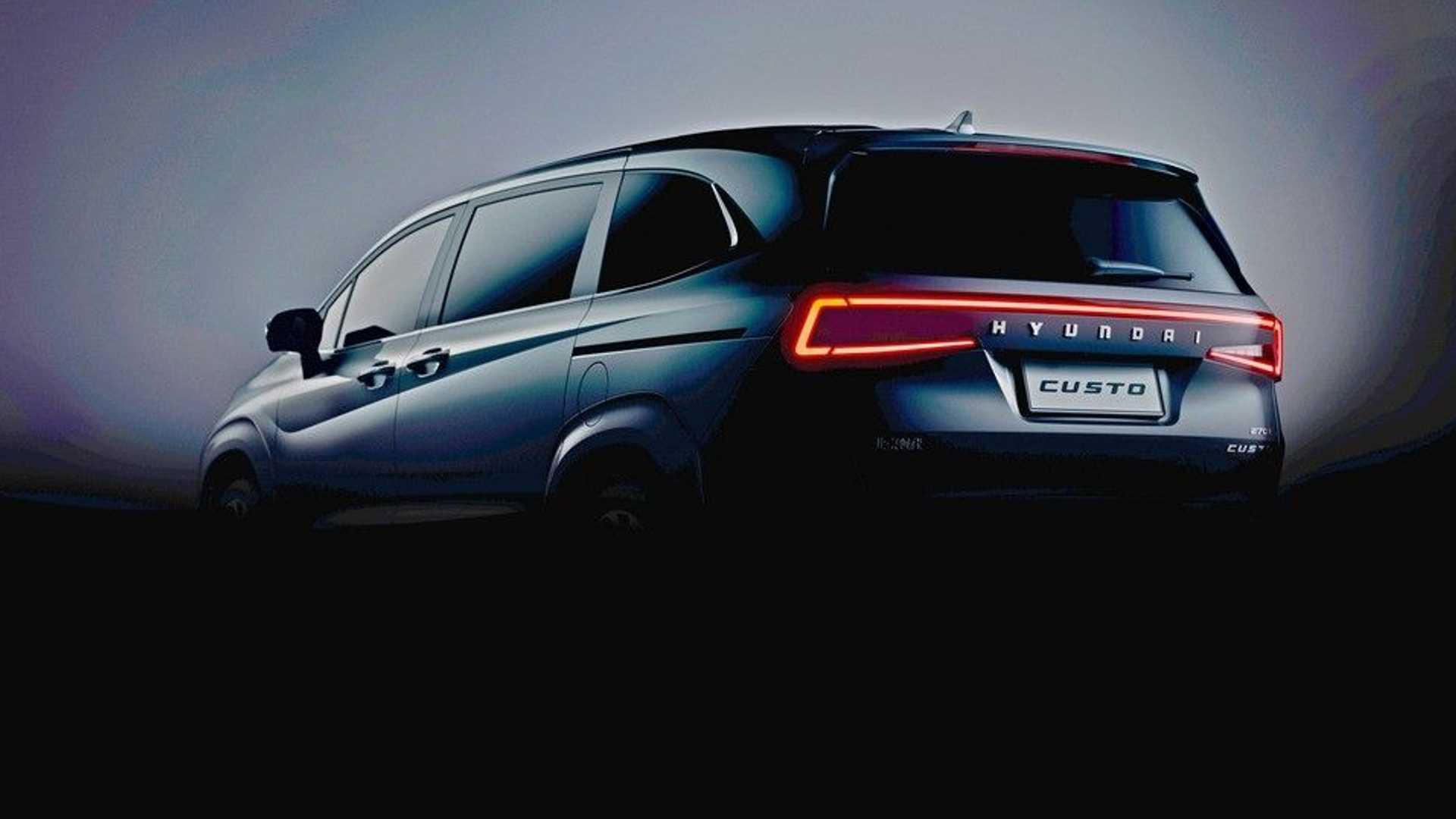 Hyundai Hadirkan Custo untuk Segmen MPV