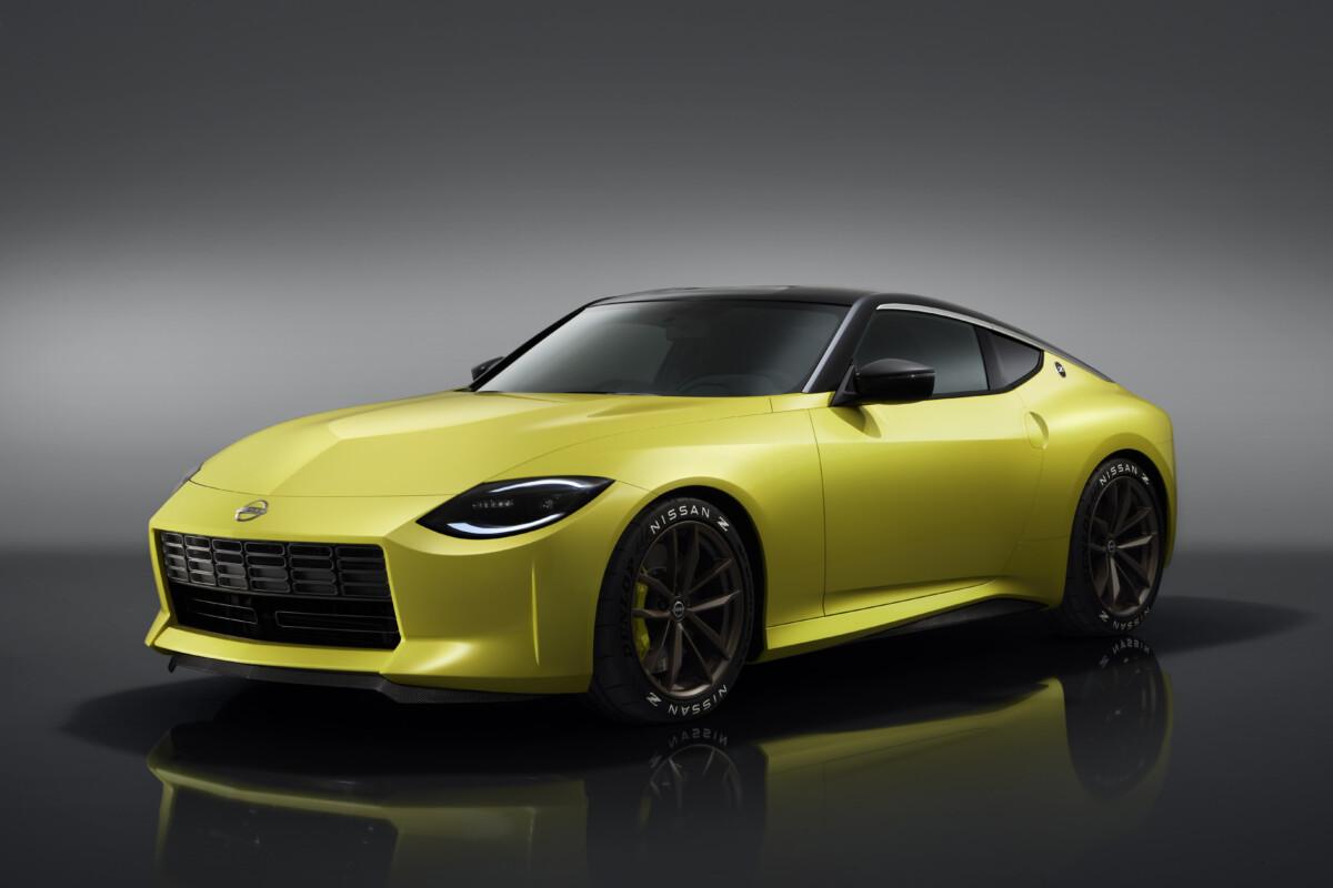 Nissan Resmi Luncurkan Z Generasi Terbaru, 400Z 2023