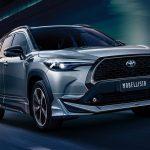 Toyota Thailand Luncurkan Model Khusus dan Terbatas, Corolla Cross Modellista