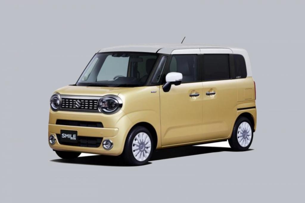 Suzuki Perkenalkan Kei Car Imut Wagon R Smile di Jepang